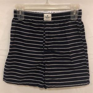 American Eagle Outfitters Navy Boxer Shorts XS